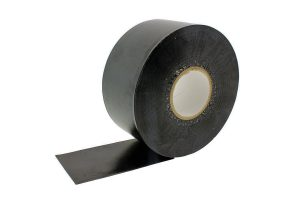 PVC Pipe Tape 140 micron Black